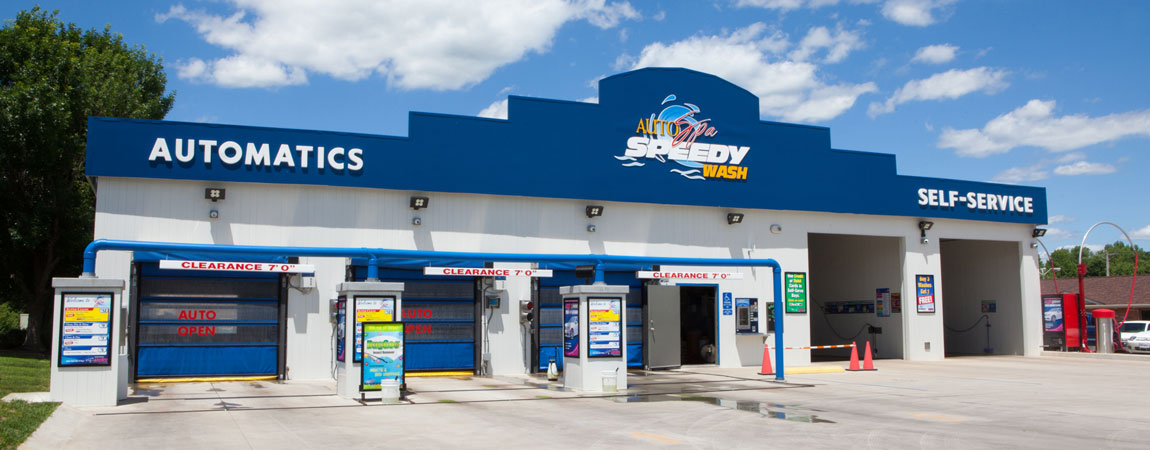Speedy Car Wash St Louis