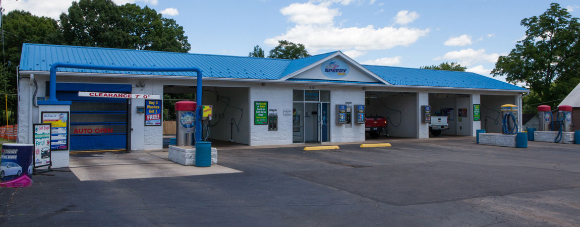 Auto Spa Speedy Wash – Park Hills, MO